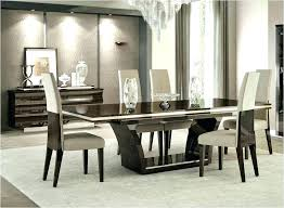 Italian Dining Room Sets Modern Table Tables And Chairs Luxury