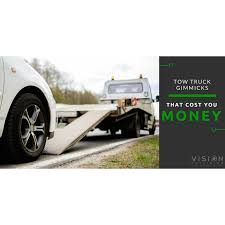 100 How Much Do Tow Trucks Cost Vision Collision Consumer Alert Truck Gimmicks