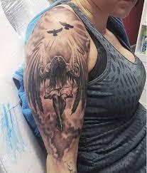 Angel Tattoos Designs Idea
