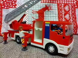 Playmobil Fire Engine And Six Crew | In Middlesbrough, North ... Playmobil Take Along Fire Station Toysrus Child Toy 5337 City Action Airport Engine With Lights Trucks For Children Kids With Tomica Voov Ladder Unit And Sound 5362 Playmobil Canada Rescue Playset Walmart Amazoncom Toys Games Ambulance Fire Truck Editorial Stock Photo Image Of Department Truck Best 2018 Pmb5363 Ebay Peters Kensington