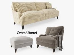 Crate And Barrel Verano Sofa by Crate And Barrel Sofa
