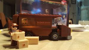 UPS Lego - Album On Imgur Pullback Ups Truck Usps Mail Youtube Dickie Toys Unimog City Trailer Set Amazoncouk Games Lego Album On Imgur Ups Cakecentralcom Action Coectablesrevell Delivery Van Model 132 Scale American Hauler And Ramp Hot Wheels And Such Toy Trucks Ho Scale Intertional 4900 Dualaxle Semi Tractor Old Amazoncom United Parcel Service Diecast With Flames Daron Plane Deluxe Dawson Z Morphs Dog