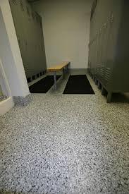 Poured Epoxy Flooring Kitchen by Epoxy Flooring Salt Lake City Utah Brr Coatings Llc