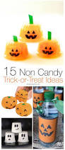 Healthy Halloween Candy Alternatives by Non Candy Trick Or Treat Ideas Design Dazzle