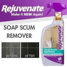 rejuvenate soap scum remover shop asseenontv