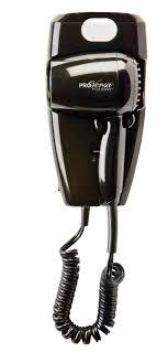wall mount hair dryer w led light jerdon style