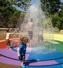 Splash Pads In Hampton Roads   HrScene 38 Best Portable Splash Pad Instant Images On Best 25 Backyard Splash Pad Ideas Pinterest Fire Boy Water Design Pads 16 Brilliant Ideas To Create Your Own Diy Waterpark The Pvc Pipe Run Like Kale Unique Kids Yard Games Kids Sports Sports Court Pads For The Home And Rain Deck Layout Backyard 1 Kid Pool 2 Medium Pools Large Spiral 271 Gallery My Residential Park Splashpad Youtube