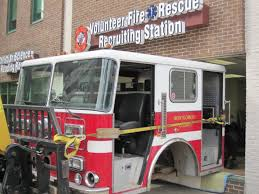 100 Inside A Fire Truck Departments Desperate For Volunteers Get Creative