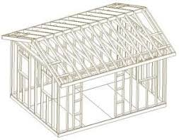 12x16 Storage Shed Plans by Lean To Shed Plans 12x16 Bung