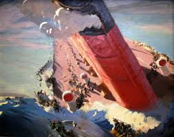 Where Did The Rms Lusitania Sink by Remember The Lusitania 3 Pieces Of World War I Propaganda