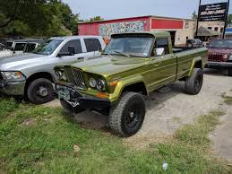 1968 Jeep Gladiator With 18