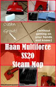 Haan Floor Steamer Stopped Working by Haan Multiforce Ss20 Steam Mop Review U2022 The Steam Queen