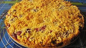 kirsch streusel kuchen