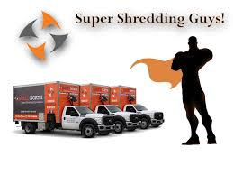 Super Shredding Truck & Super Shredding Guys - Shred North