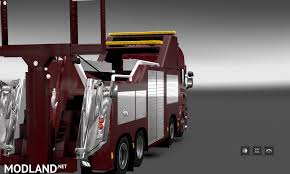 100 Tow Truck Simulator Scania Mod For ETS 2