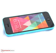 Review Apple iPhone 5c Smartphone NotebookCheck Reviews