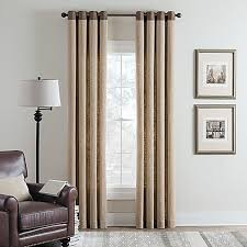 Sound Deadening Curtains Bed Bath And Beyond by Cambria Malta Remix Grommet Top Window Curtain Panel Bed Bath