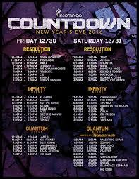 Mazes In Los Angeles Ca by Countdown 2016 Insomniac