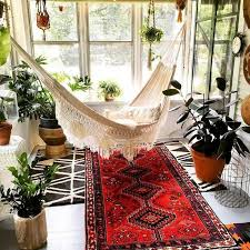 another bohemian style house decor design is brought