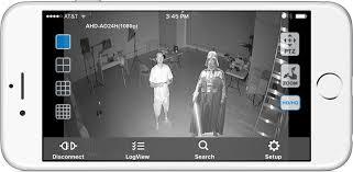 1080p Security Camera AHD CCTV Camera HD Video Surveillance