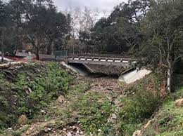 100 Toro Canyon Romero Bridges Reopened In Montecito Local