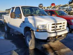 100 Salvage Trucks For Sale 2003 D F250 SUPER Truck For