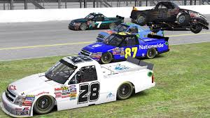 IRacing: (NASCAR Trucks @ Daytona) NASCAR Camping World Truck Series ... Oct 25 2008 Hampton Georgia Usa Ryan Newman Celebrates Dale Enhardt Jr Patriotic By Andrew Philbrick Trading Paints Camping World Truck Series Archives Turn1 Photography Austin Hill Teams With Youngs Motsports For 2017 Nascar Season Cup No 88 Nationwide Chevy 2014 Kroger 200 At Martinsville Speedway Cssroad Shutting Down Impending Vincent Bruins On Twitter Happy Birthday To 50time Iracing Trucks Daytona A Cversation Driver Parker Kligerman Inspiring Athletes