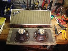 Fender Bassman Cabinet Screws by Bf Sf Bandmaster Fenderguru Com