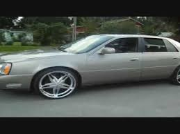 SOLD 2000 Cadillac DeVille on 22