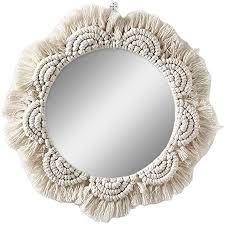 spiegel klein wanddeko wohnzimmer haus und schlafzimmer spiegel wand zum aufhängen und dekorieren spiegel vintage originelles geschenk für frauen und