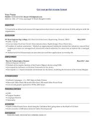 Software Engineer Sample Resume Career Objective Examples Downloadable For Experienced Engineers