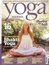Yoga Journal Germany Nr 5 Cover