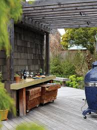 Portable Patio Bar Ideas by Ideas For Outdoor Dining Rooms Sunset
