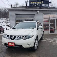 2009 Nissan Murano SL SUV, Crossover | Mar Motors Sudbury 2003 Murano Kendale Truck Parts 2004 Nissan Murano Sl Awd Beyond Motors 2010 Editors Notebook Review Automobile The 2005 Specs Price Pictures Used At Woodbridge Public Auto Auction Va Iid 2009 Top Speed 2018 Cariboo Sales 2017 Navigation Bluetooth All Wheel Drive Updated 2019 Spied For The First Time Autoguidecom News Of Course I Had To Pin This Its What Drive 2016 Motor Trend Suv Of Year Finalist Debut And Reveal Ausi 4wd