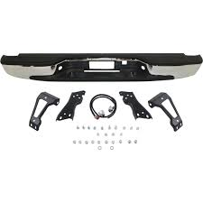 OEM Replacement Rear Bumper (With Accessories) For GMC Sierra Truck Show Truck Aftermarket Bumpers Accsories Buckstop Truckware Bedliner Styleside 80 The Official Site For Ford Mopar Unveils New Line Of 2019 Ram 1500 Drive Oem Oil Filters Toyota 90915td004 Pickup Truck Accsories And Isuzu 98165071 2018 Ranger Smart For A Australia 52018 F150 Oem Bed Divider Kit Fl3z9900092a Led Cab Marker Clearance Light Assembly Bullet Style Elite Parts Lithia Missoula Buy Mini Parts From Online Stores
