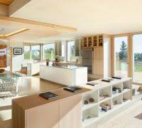 Dining Room Dividers Ideas Kitchen Contemporary With Tray Ceiling Corner Window Island