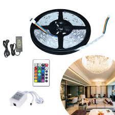 details zu 1 30m led streifen rgb 5050smd leiste band lichterkette schlafzimmer