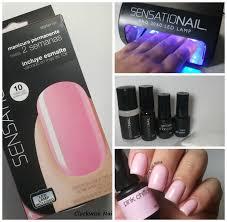 the clockwise nail polish sensationail starter kit review part