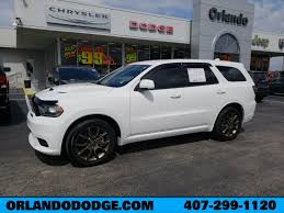 Used Certified One-Owner 2018 Dodge Durango R/T In Orlando, FL ... Truck Rental Enterprise One Way Fleet Management Solutions Products Penske Reviews Ft Trucking Intertional Refrigerated Trucks For Sale Budget Rentacar Car Rentals From Rentingcarz In Florida Orlando Fl 4233 N John Young Pkwy Cylex Moving Review York Pa