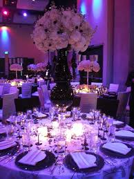 73 best Black White & Purple Wedding images on Pinterest