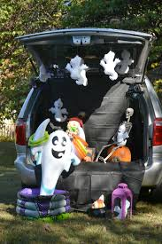 Trunk Decor Ideas For Trunk-or-Treat Here Are 10 Fun Ways To Decorate Your Trunk For Urchs Trunk Or Treat Ideas Halloween From The Dating Divas Day Of The Dead Unkortreat Lynlees Over 200 Decorating Your Vehicle A Or Event Decorations Designdiary Any Size 27 Clever Tip Junkie 18 Car Make It And Love Popsugar Family Treat Halloween Candy Cars Thornton