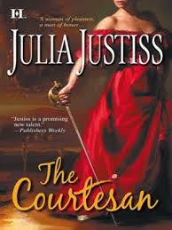 Cover Image Of The Courtesan