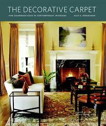 100 Contemporary Interiors The Decorative Carpet Fine Handmade Rugs In