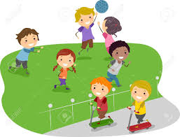 Outside Clipart Outdoor Play 25