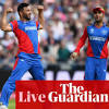 England v Afghanistan: Cricket World Cup – live!