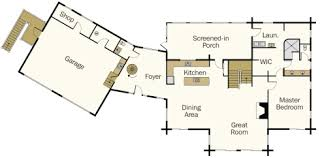 Large Log Cabin Floor Plans Photo by Two Story Log Cabin House Plans Home Deco Plans