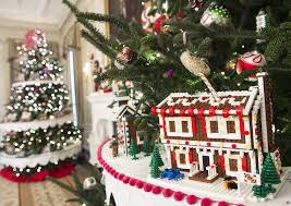 See The White Houses 2016 Christmas Decorations