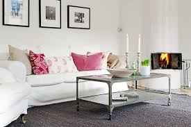 Sofa Pink by Simple Pink Sofa Pillows For Living Room 2686 Latest Decoration