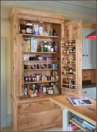 Stand Alone Pantry Closet by Stand Alone Kitchen Pantry Cabinet Pantry Home Design Ideas