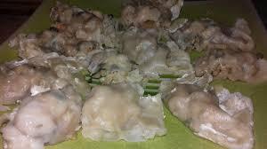 cuisine asiatique vapeur raviolis chinois à la vapeur aux crevettes cuisine